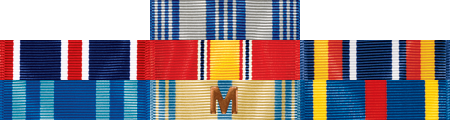 kacy whalen military decorations service medals - Military Decorations